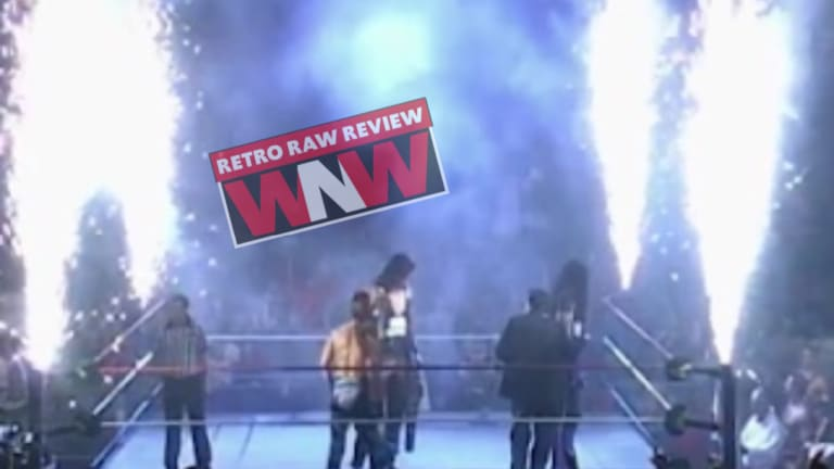 WNW Retro Review First Watch RAW 10.9.95