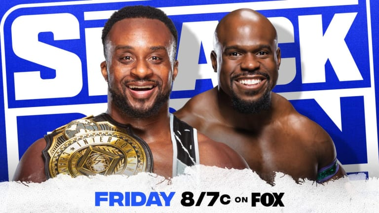 WWE Friday Night Smackdown Preview 1.8.21