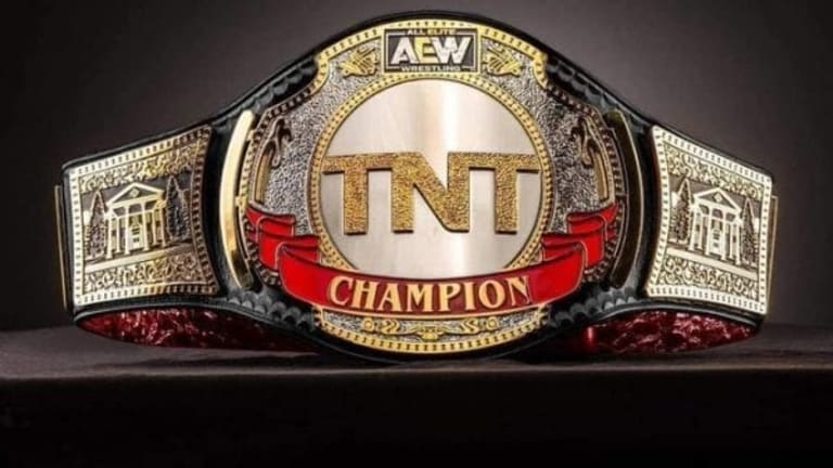 How AEW Can Fix The TNT Title Scene?