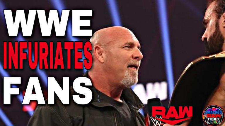Legends Night! Raw Recap Podcast 1/4/21