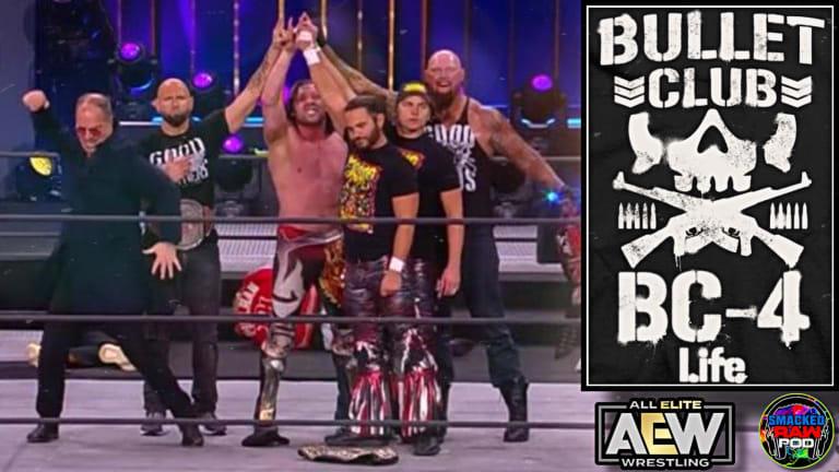 New Years Smash Week 1! AEW Dynamite Recap Podcast 1/6/21