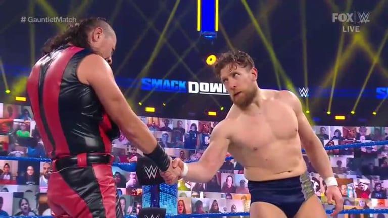 WWE Friday Night SmackDown Recap (1/8/21)