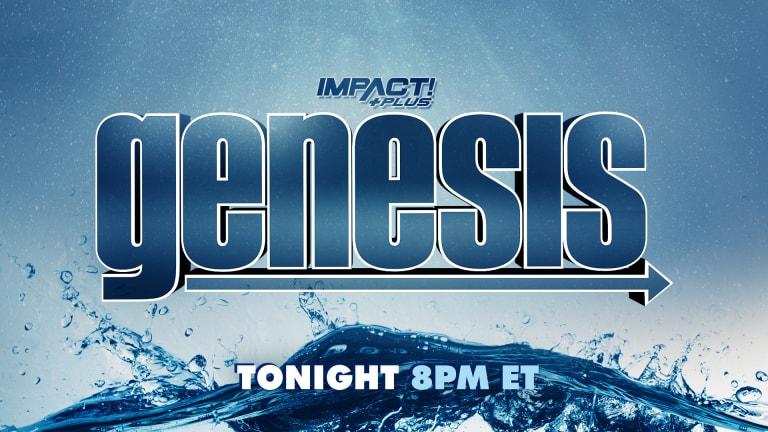 Impact Wrestling Genesis 2021 Preview 1.9.21