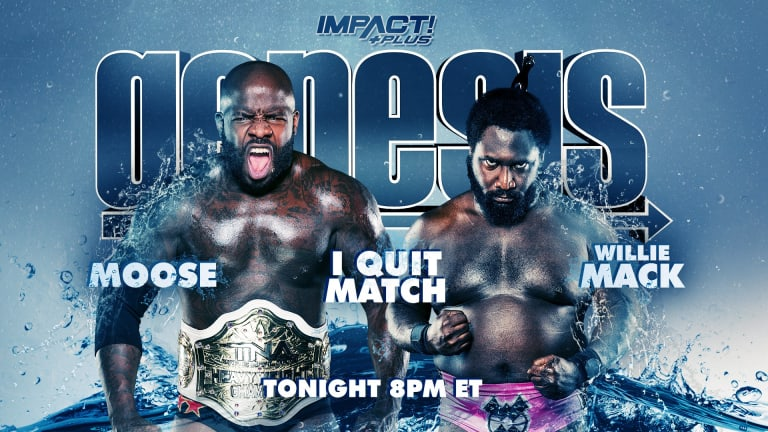 IMPACT Wrestling Genesis 2021 LIVE Coverage and Results 1.9.21