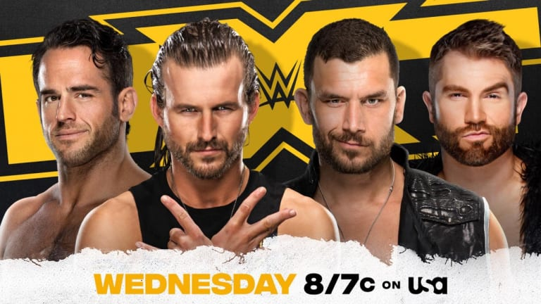 WWE NXT Preview 1.13.21