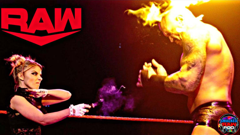 Alexa Bliss Returns! Raw Recap Podcast 1/11/21