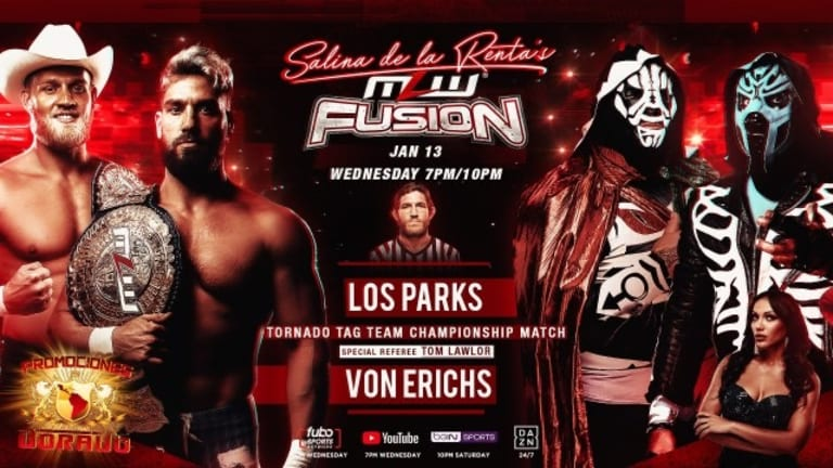 MLW FUSION Preview 1.13.21