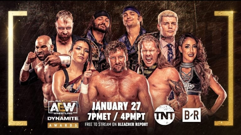 AEW Announces Dynamite Award Shows(Press Release)