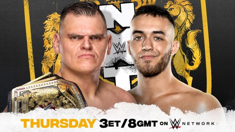 NXT UK Preview 1.14.21