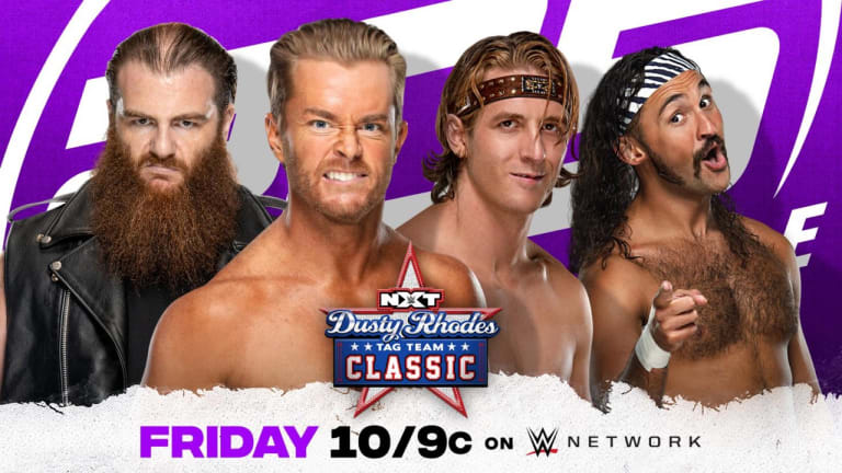 WWE 205 Live 1.15.21