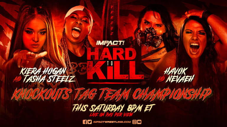 Impact Wrestling Hard to Kill Preview 1.16.21