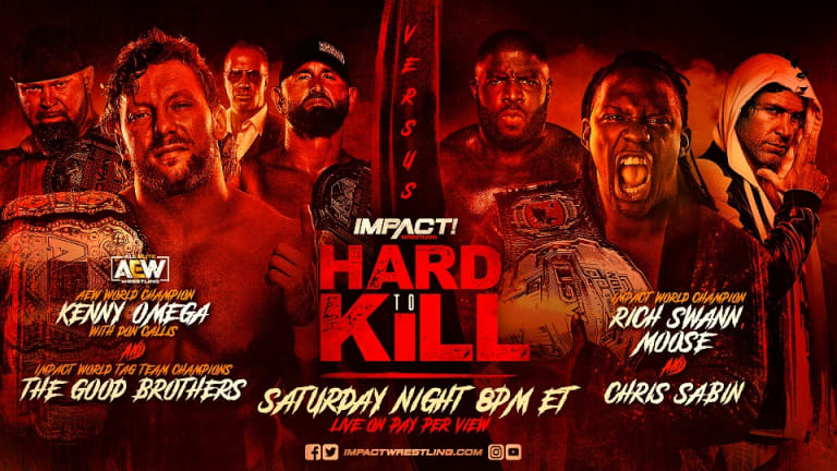 Impact Wrestling Hard to Kill LIVE Coverage and Results 1. 16. 21