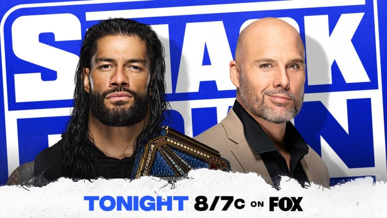WWE SmackDown LIVE Coverage and Commentary - 01/15/2021
