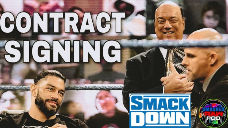 Last Man Standing Match!? SmackDown Recap Podcast 1/15/21