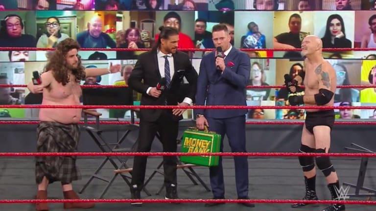 WWE Monday Night RAW Recap (1/18/21)