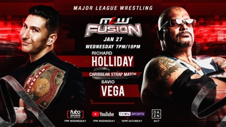MLW FUSION Preview 1. 27. 21