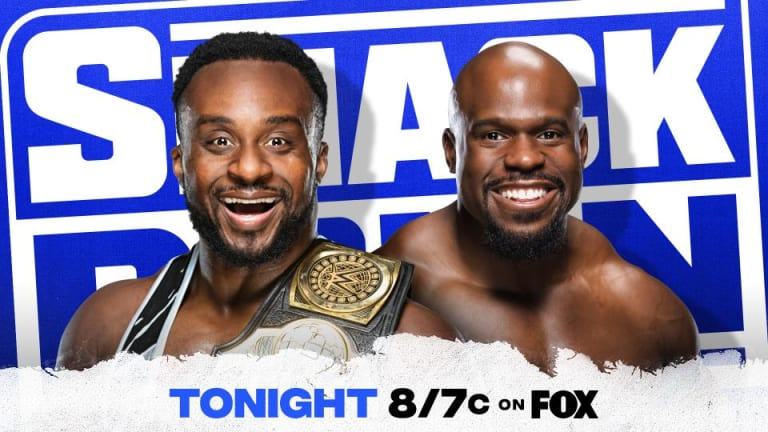 WWE SmackDown LIVE coverage and commentary (01-22-21)