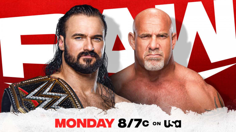 WWE Monday Night RAW Preview 1. 25. 21
