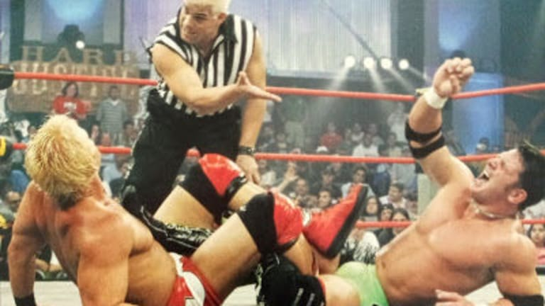 Top 5 Hard Justice Moments In Impact Wrestling History
