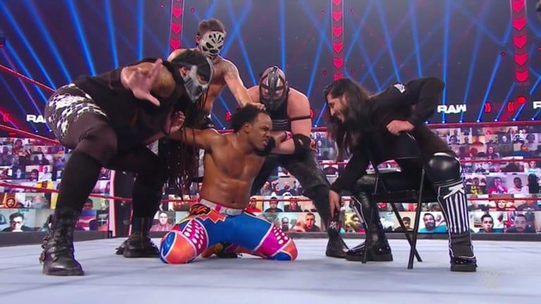 WWE Monday Night RAW Recap (1/25/21)