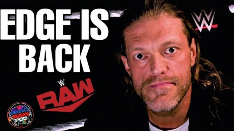 Edge Enters The Rumble?! WWE Intergender Match?! Raw Recap Podcast 1/25/21