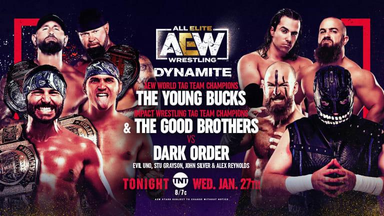 AEW Dynamite Preview 1/27/21