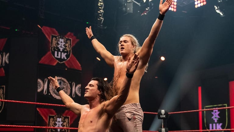 WWE NXT UK Results 1. 28. 21