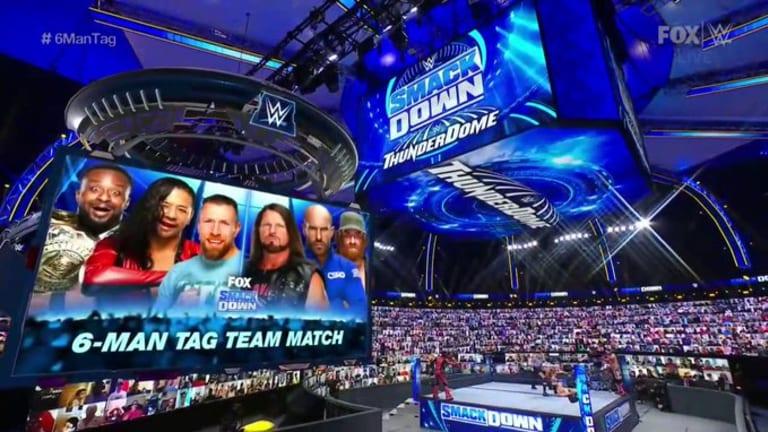 WWE Friday Night SmackDown Recap (1/29/21)