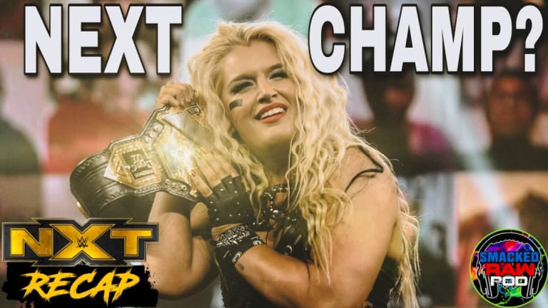 Undisputed Alliance? Women's Title Picture Stacking Up! NXT Recap Podcast 1/27/20