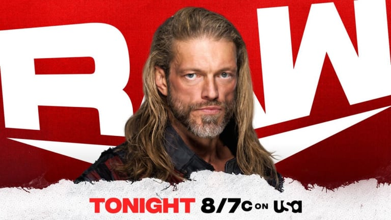 WWE Monday Night RAW Preview 2.1.21