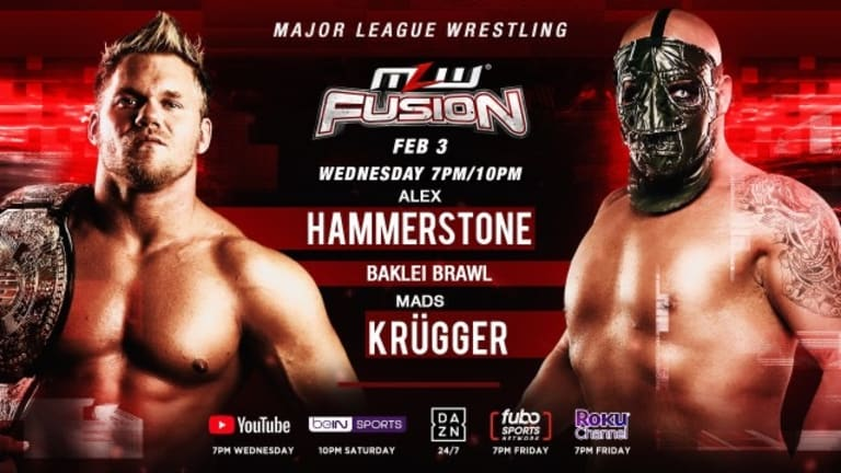 MLW FUSION Preview 2.3.21