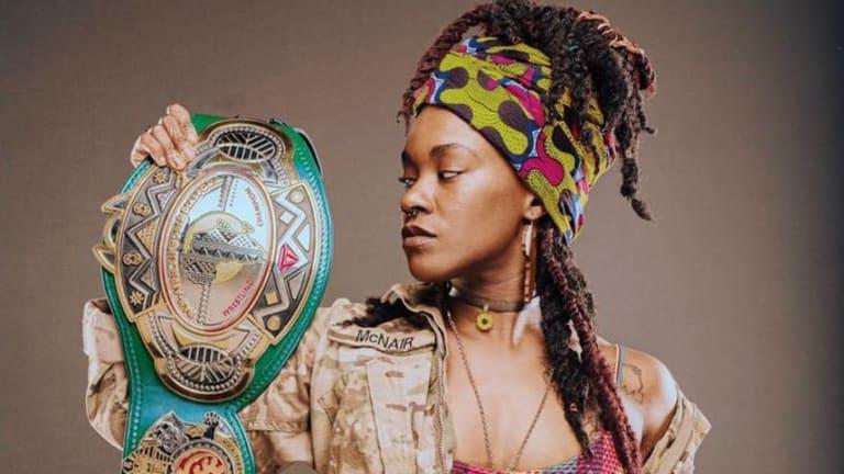 The AfroPunk Trish Adora: Indie Talent Showcase