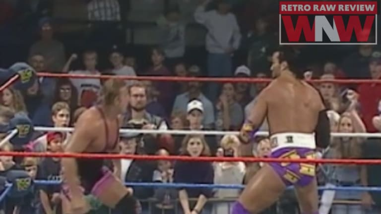 WNW Retro Review First Watch RAW October 30th, 1995