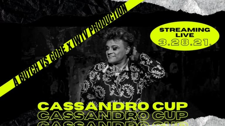 The Competitors for the Cassandro Cup Have Been Announced