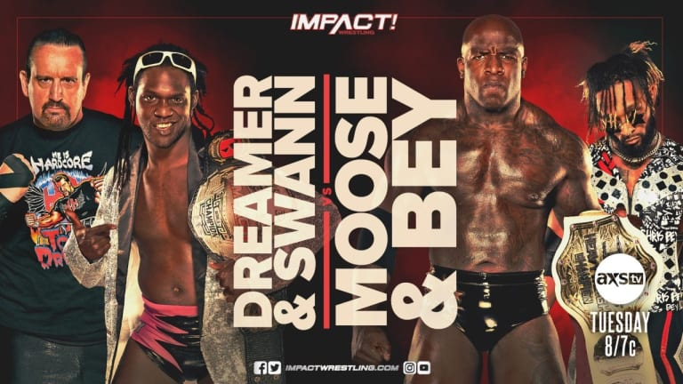 Impact Wrestling Preview 2.2.21