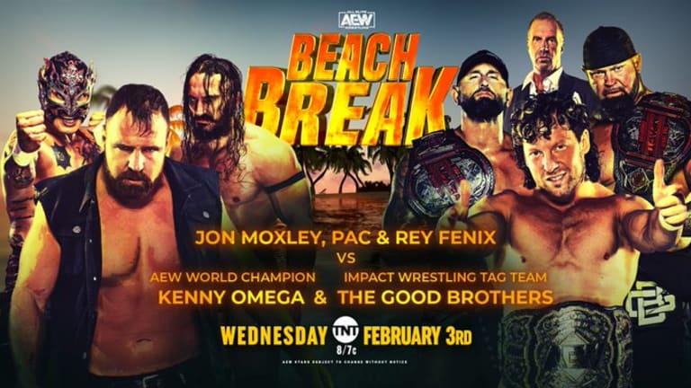 AEW Beach Break Preview