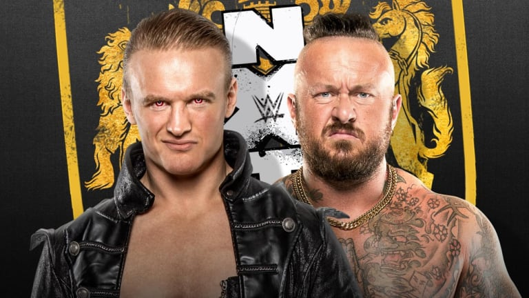 WWE NXT UK Preview 2.4.21