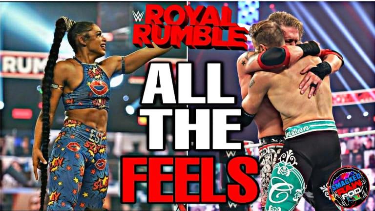 Best Rumble Ever?! Royal Rumble 2021 Podcast Recap