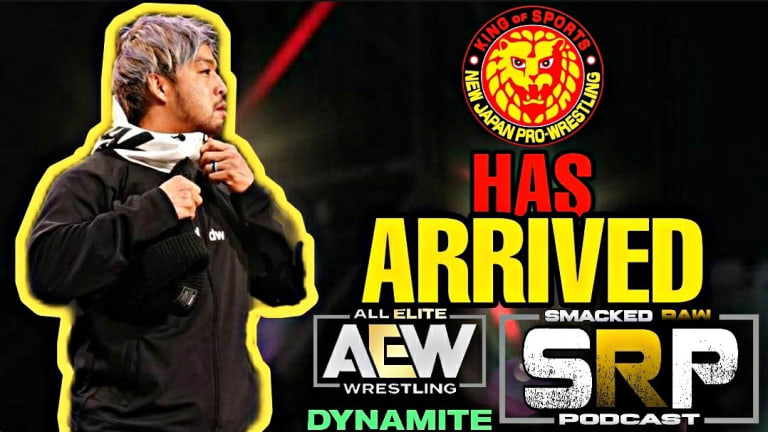 The Forbidden Door Opens! AEW Dynamite Recap Podcast 2/3/21