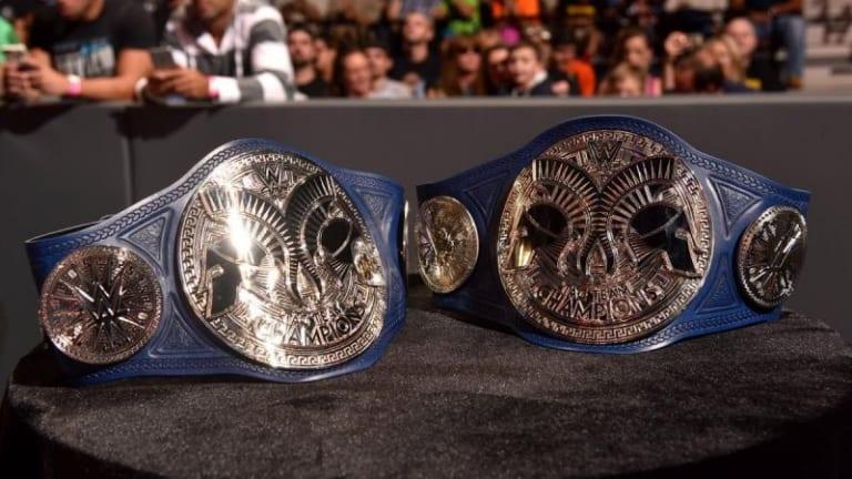 Building SmackDown's Men's Tag Division