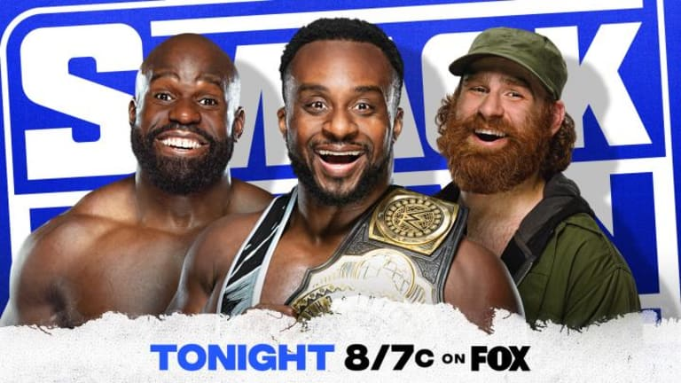 WWE Friday Night SmackDown Live Coverage (2/5/21)