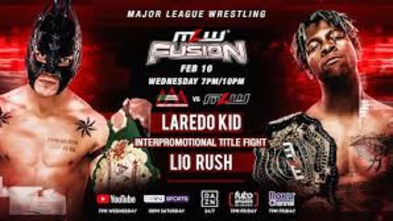 Two Titles, Two Countries, One Ring: Or Why the Lio Rush vs Laredo Kid Match is So Important