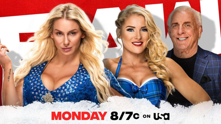 WWE Monday Night RAW Preview 2.8.21