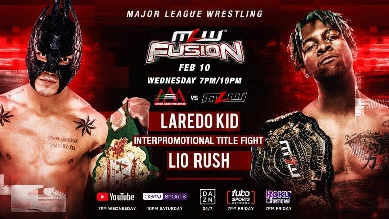MLW FUSION Preview 2.10.21