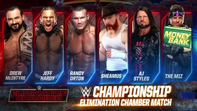 WWE Monday Night RAW Recap (2/8/21)