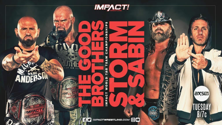 Impact Wrestling Preview 2.9.21