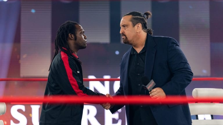 Impact Wrestling Results and Recap 2.9.21