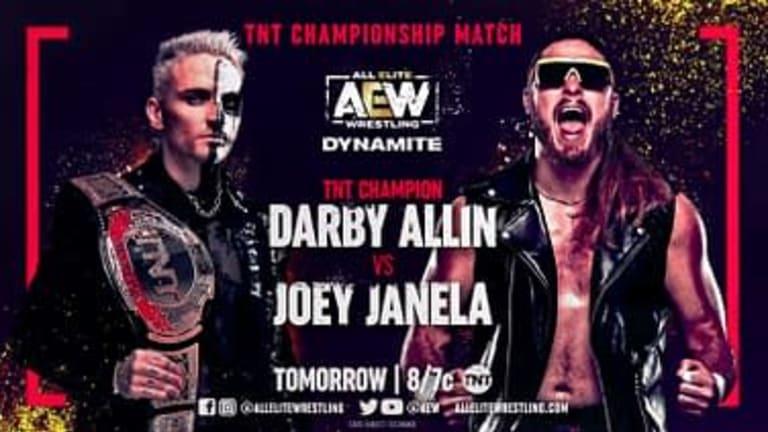 AEW Dynamite Preview 2/10/21
