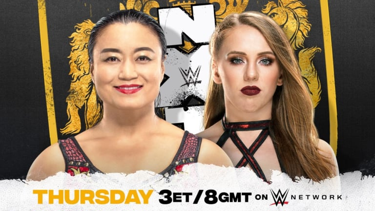 WWE NXT UK Preview 2.11.21