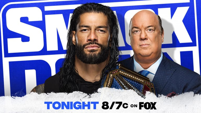 WWE SmackDown LIVE coverage and commentary (02.12.21)